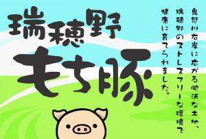 瑞穂野もち豚ロゴ